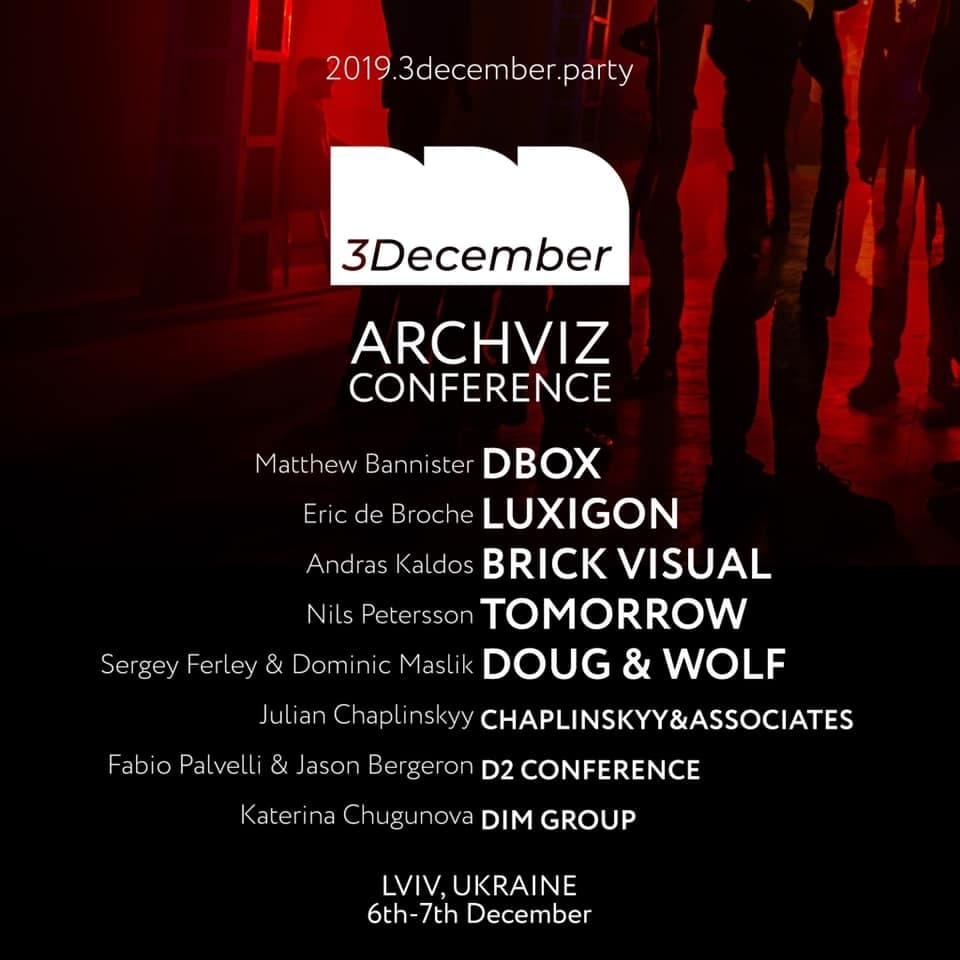 3December Lviv Conference Perder hard party harder