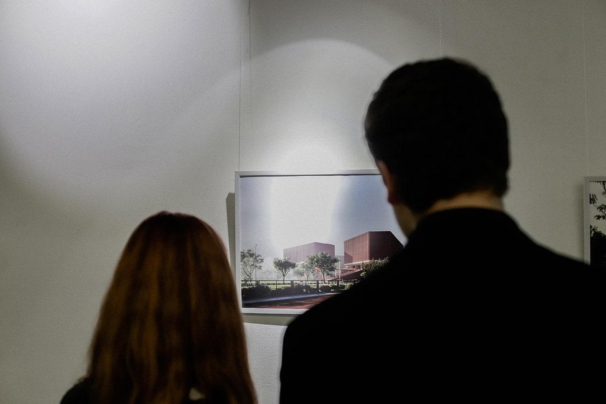 Выставка Архитектурная визуализация как искусство The Real Eyes Studio