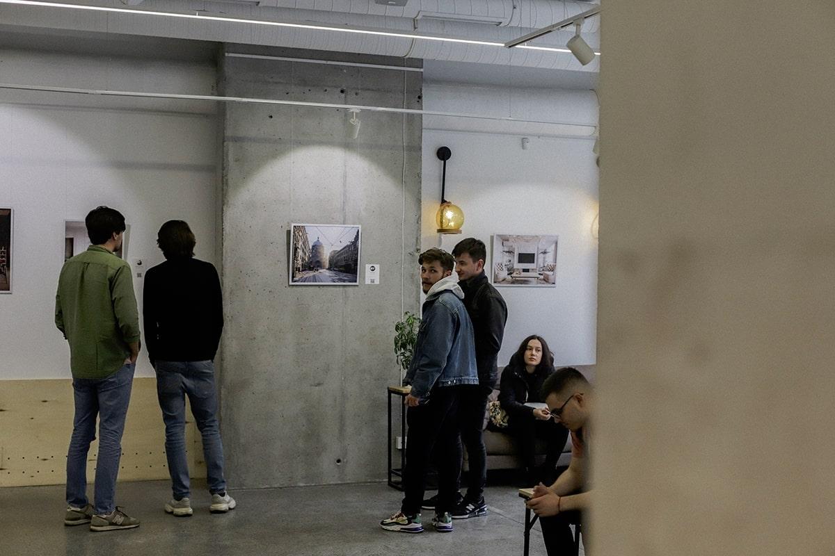 Выставка Архитектурная визуализация как искусство Назарий Деркач Юрий Бобак