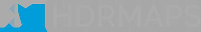 HDR maps logo