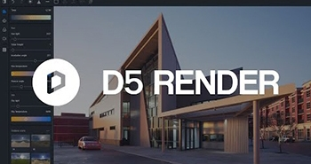 New Free Render Engine - D5 Render | Realtime Raytracing